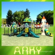 Équipement de jeu extérieur pour enfants de haute qualité