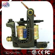 Máquina hecha a mano del tatuaje del nuevo producto Bobinas del cobre Máquina del tatuaje del cobre para el sombreador y el trazador de líneas