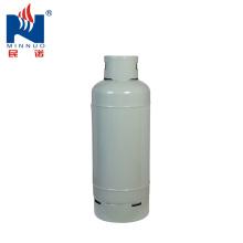 Venta caliente 45kg cilindro de gas vacío de glp