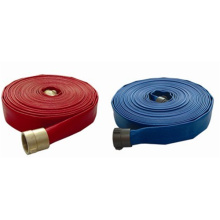 PVC double coating hose