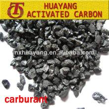 Recarburizador de carbón antracita FC 90-95% calcinado para fundición