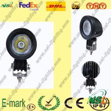 10W LED Work Light, Creee Series LED Work Light, 12V DC LED Work Light for Trucks