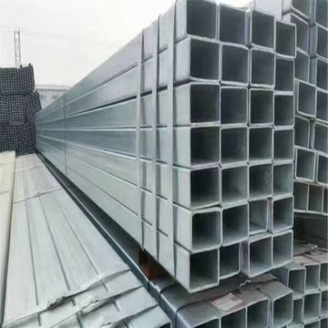 Tube Rectangular Square Steel