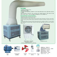 Water Evaporation Refrigeration and Air Conditioning