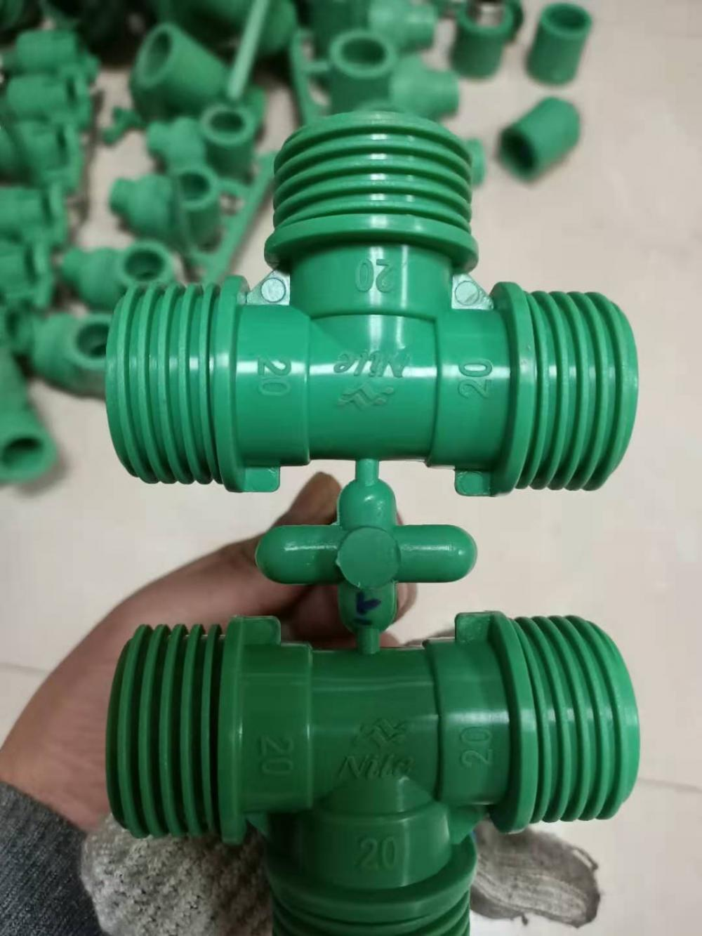 Pipe Plastic Mould