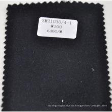 Klassisches Design 100% Wolle Mäntel Stoff