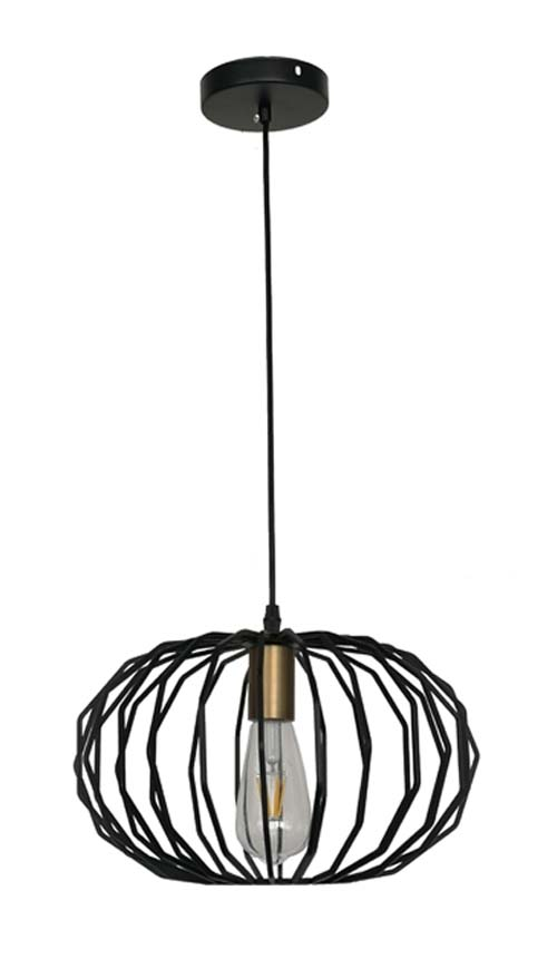 Black Fashion Chandelier