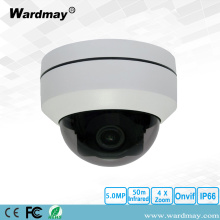 Keamanan 4X 2.0MP IR Dome PTZ AHD Camera