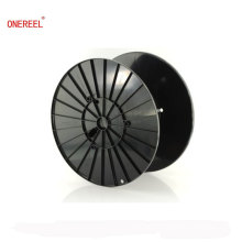 Multifunctional Plastic Wire Spools for Injection Molding