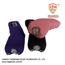 Strong ABS Stun Guns with LED Light for Women