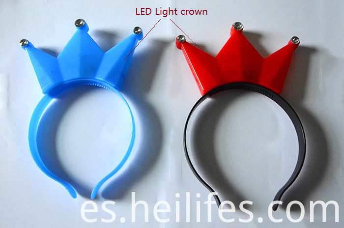 Light Toys for Kids of Crown Headwear