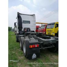 Gebrauchte HOWO 420 PS Traktor Head Truck Prime Mover