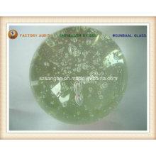 Bola de cristal de la burbuja