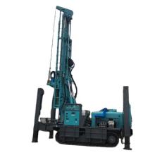 300m Depth Air Compressor And Mud Pump Bore Hole Drilling Machine