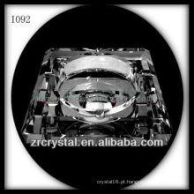 Cinzeiro de Cristal K9