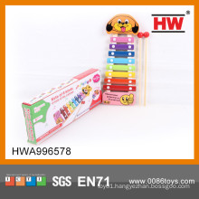 2015 Most Popular kids wooden piano mini xylophone