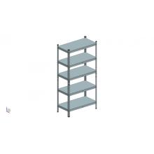 Medium Duty Rack Metallregal für Lager