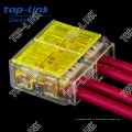 Быстрый электрический разъем провода (4 провода, нажмите)