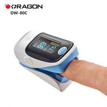 DW-80C CE Approved Medical Display Portable Finger Oximeter