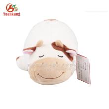 25 CM livre padrão de pelúcia milka vaca brinquedos de pelúcia