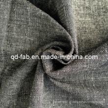 100% fio de algodão tecido tingido (QF13-0754)