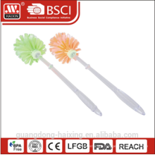 Haixing magical toilet brush with plastic handle