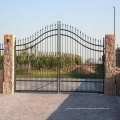 Wholesale hot selling Iron fence welded fence / metal fencing gate/antique wrought iron fence