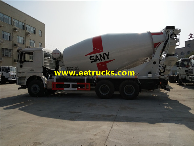 Beton Transit Mixing Vehicle