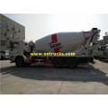 SHACMAN 12000 Liters Beton Transit Mixing Vehicles