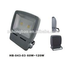 Nuevo cuadrado al aire libre IP65 20W a la iluminación de la inundación de 50w LED / lámpara de inundación del LED