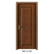 Puerta usada, puerta del mdf, diseño francés de la puerta