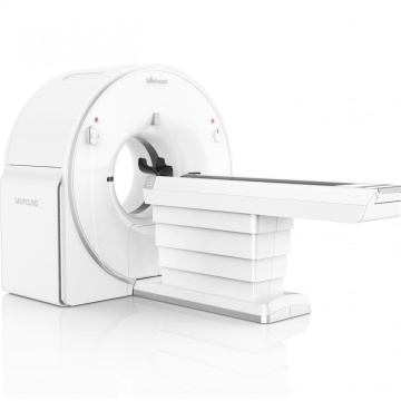 Scanner cardiaco CT per animali