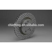 4243160290 42431-60290 DF4965S BG4275 0986479R32 DDF1799 for TOYOTA disc brake rotor
