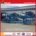 Centre Axle Type Car Carrier Semi Trailer (12m long for 8 cars)