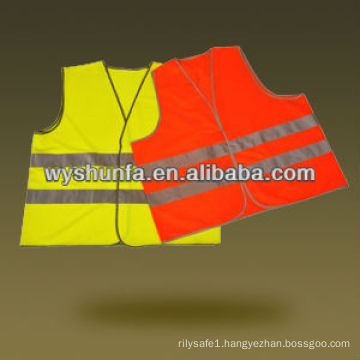 Hi Vis Children Vest