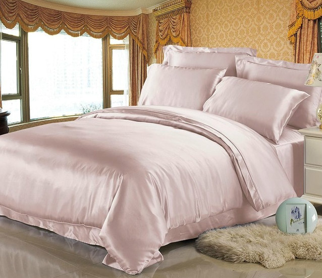 Light Plum bedding sets