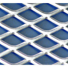Aluminium Small Hole Expanded Metal Mesh / Expanded Metal Lath