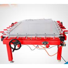 máquina de alongamento de tela pneumática