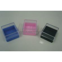 Caja de monedas de plástico sin logotipo