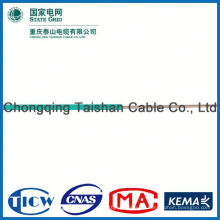 Fuente de alimentación del cable del profesional Cable de cobre flexible 3 de la base
