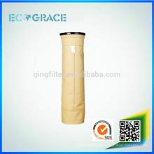 PE / PPS / PTFE / P84 / Glasfaser Staubabscheider Filterbeutel