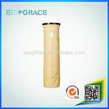 PE/PPS/PTFE/P84/Glass fiber dust collector filter bag
