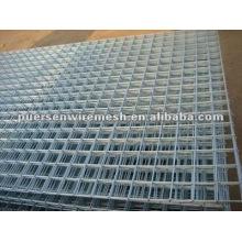 Decore el panel de malla de alambre soldado galvanizado