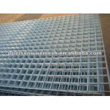 light weight welded wire mesh panel size