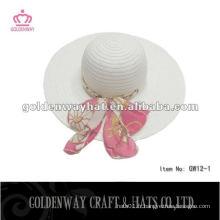 Chapeaux de plage en forme de chapeau