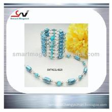 customized Polishing wrapped Ferrite Magnetic Ornaments
