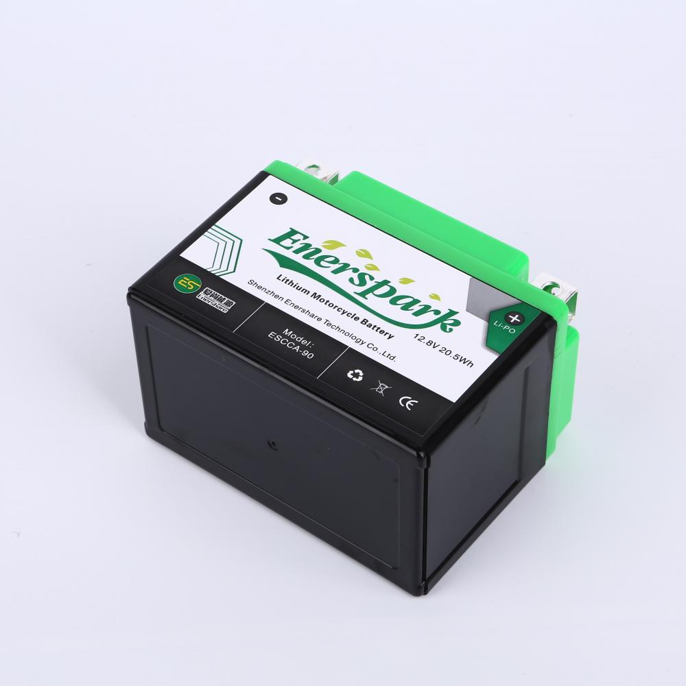 E-trolley Start Battery Voltage 12.8