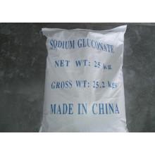 Sodium Gluconate; Gluconic Acid; Sodium Salt (Industrial/Food Grade, 98%min)