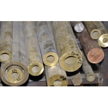 C52100 Tin Phosphor Bronze Round Pipe
