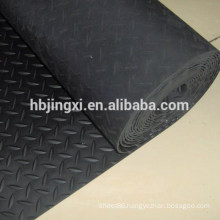 Round Button Antislip Rubber Floor Mat